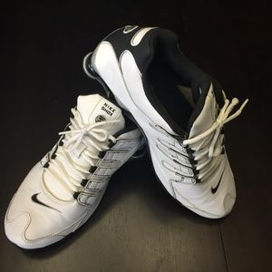 Mens Nike Shox, Size 11.5, Worn Once,